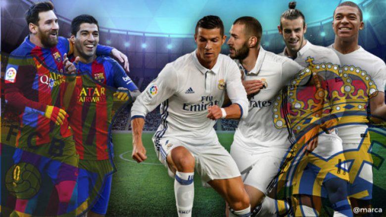 BBC e Realit dhe MSN e Barçës është duke u lëkundur, sezoni 2017/18 fillimi i një fundi?