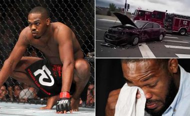Drogë, karrierë ilegale, gjoba milionëshe: Historia e 'Bones', luftëtarit më të përfolur në UFC (Foto/Video)
