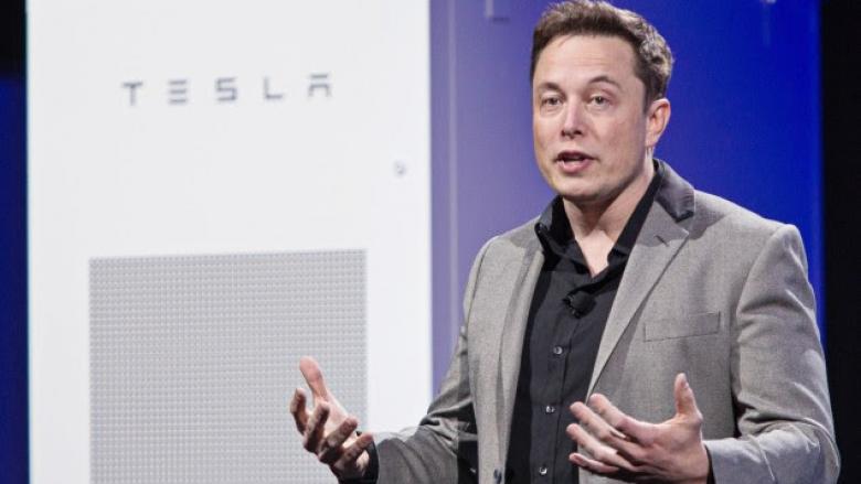 Musk ndërton baterinë litium-jon më të madhe në botë