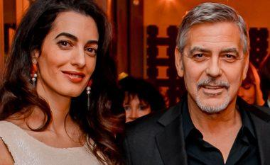 Clooney ngre padi ndaj fotografit që publikoi imazhe të fëmijëve të tij