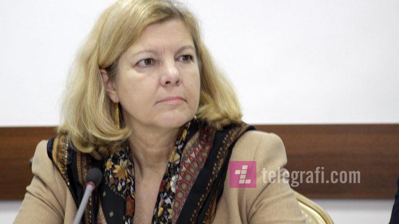 Ambasadorja Viets: Rënia e PDK-së dhe rritja e Vetëvendosjes në këto zgjedhje, të pritshme