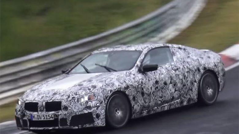 """BMW 8-Series 2018, me """"tingull të mahnitshëm""""! (Video)"""