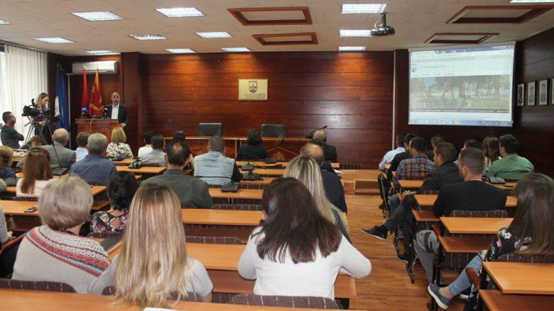 """Në Gostivar promovohet sistemi """"E-Rregullativa"""""""