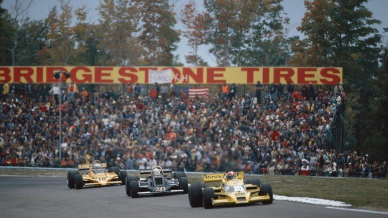 Renault shënon 40 vjetorin e pjesëmarrjes në Formula 1