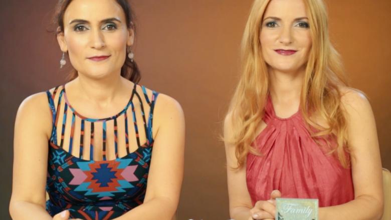 """Seriali amerikan """"Plates on Fire"""" me producente dy shqiptaret Greta dhe Vilma"""