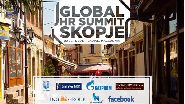 """Facebook vjen në Shkup për """"Global HR Summit Skopje"""""""