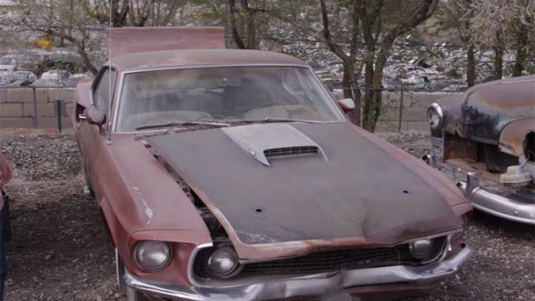 Rinovohet Fordi shumë i rrallë, i braktisur për 37 vite (Video)