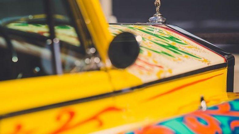 Rrolls-Royce Phantom i veçantë që i përkiste këngëtarit të famshëm (Foto)