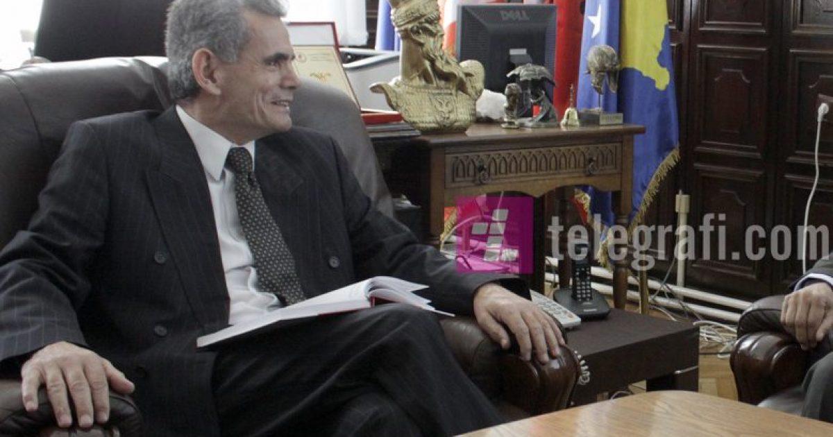 UP vitin e përmbylli me sfidat e njëjta, flet rektori Dema