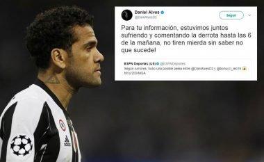 Alves mohon incidentin me Bonuccin (Foto)