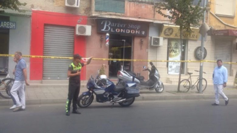 Atentat në Tiranë, plagoset një pronar i argjendarisë