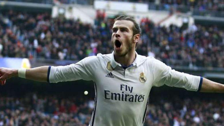 Bale: Nuk kam ofertë nga Man Utd, jam i lumtur te Reali