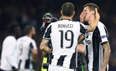Mandzukic tregon të vërtetën rreth largimit të Bonuccit dhe Alvesit