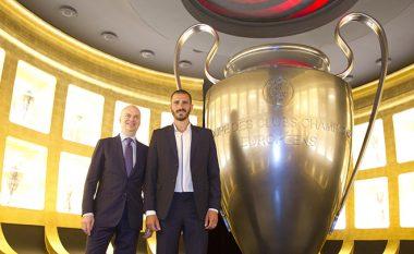 Zyrtare: Bonucci, lojtar i Milanit