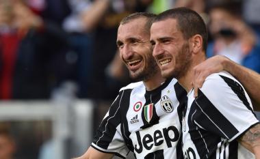 Motra e Chiellinit 'godet' keq Bonuccin pas transferimit te Milani (Foto)