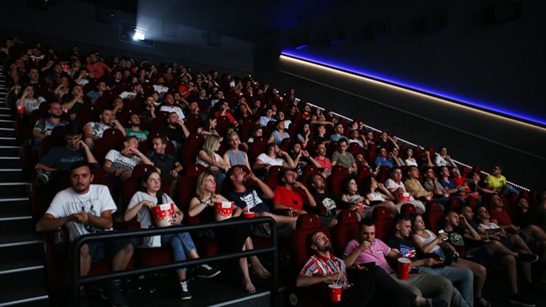 Cineplexx priti më shumë se 60 mijë vizitorë brenda një dite