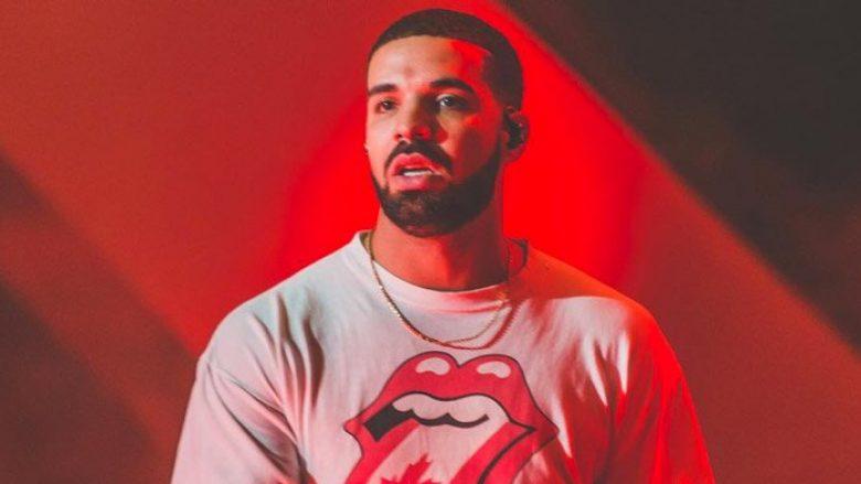 """""""God's Plan"""" nga Drake në krye të Billboard Hot 100 për të tretën javë rresht"""