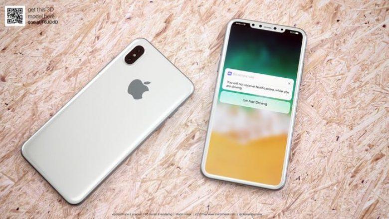 iPhone 8 vjen vetëm me tri ngjyra, dhe mungesë sasie (FOTO)