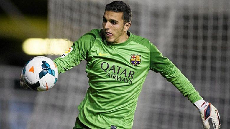 Zyrtare: Jordi Masip transferohet te Valladolidi (Foto)