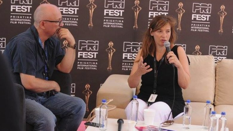 """Në """"PriFilm Fest"""", e pranishme edhe skenaristja e filmit """"The Danish Girl"""" (Video)"""