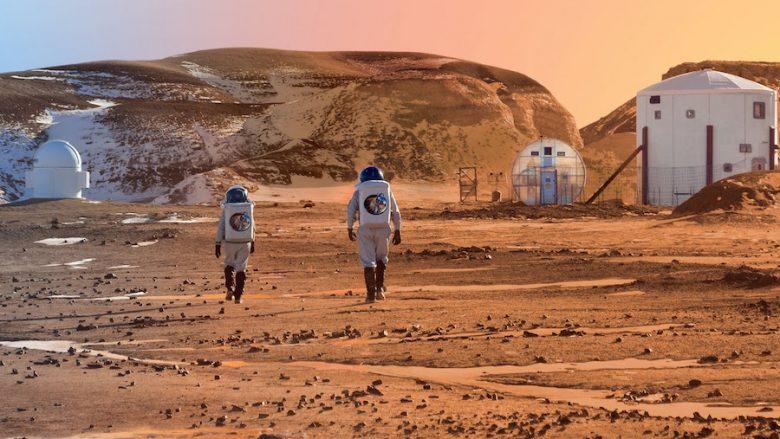 Kufijtë e së ardhmes dhe jeta në Mars