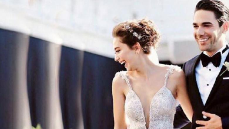 """""""Nihani"""" sjellë momentet më speciale të dasmës së saj (Video)"""