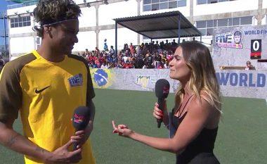 Neymar shpreson që Barça ta transferojë Paulinhon