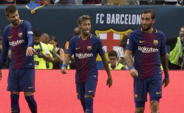 Pique flet për foton me Neymarin që shkaktoi kaos, ai e sqaron situatën
