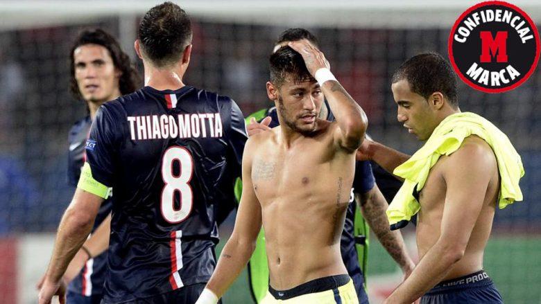 PSG është gati të thyej klauzolën e Neymarit