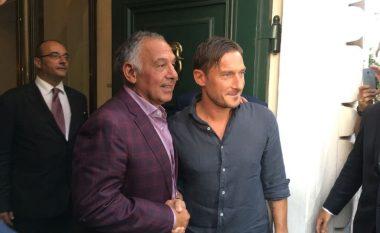 Totti me pozitë të re te Roma