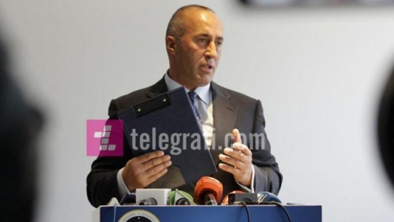 AUK uron Ramush Haradinajn për detyrën e kryeministrit