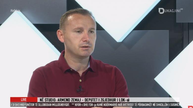 Zemaj: Qeveria Haradinaj nuk do të mbijetonte as gjashtë muaj (Video)