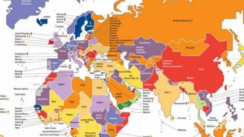 Popujt më dembelë në botë