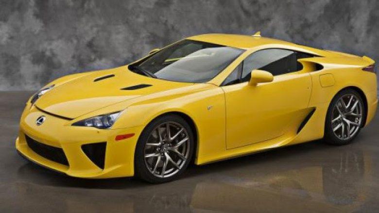 Modeli super-sportiv Lexus nuk shitet sipas parashikimeve