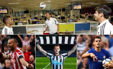 Treshja e të rinjve të Real Madridit që po kërkon të lërë gjurmë në Ligën Premier (Foto)