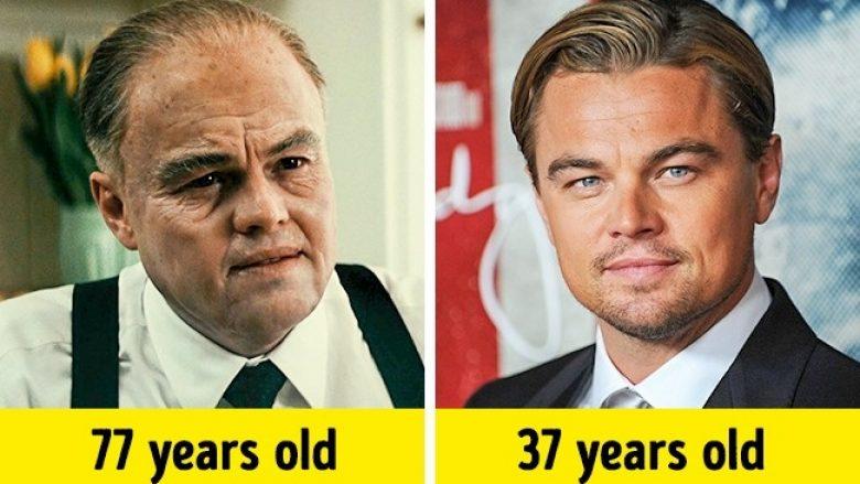 "J. Edgar Hoover / Leonardo DiCaprio, filmi ""J. Edgar"", 2011"