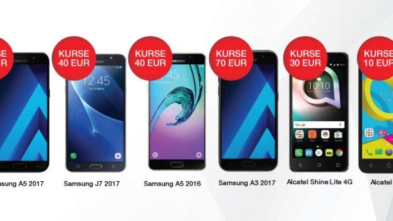 IPKO zbret çmimet e shumë telefonave të mençur në dyqanet e saj