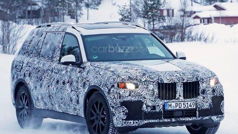 Bëhet e ditur data e lansimit të BMW X7-shit me shtatë ulëse (Foto)
