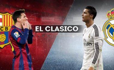 Analizë dhe parashikim: Barcelona - Real Madrid