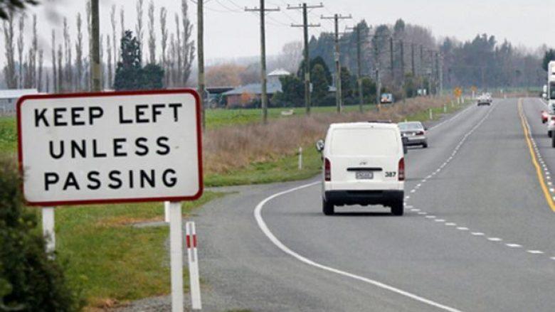 Dënime për shoferët që vozisin ngadalë, në shiritin për ngasje të shpejta (Foto)