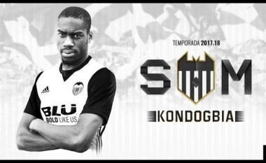 Zyrtare: Valencia huazon Kondogbian