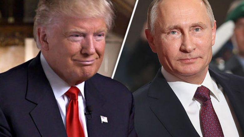 Trump: Kam bërë shaka kur e kam falënderuar Putinin