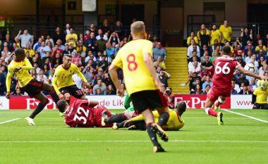 Liverpooli lëshon nga duart fitoren në fund, barazon në udhëtim te Watfordi në ndeshjen dramatike (Video)