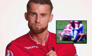 Gol dhe asistim i bukur nga Lenjani në triumfin e thellë të Sionit (Video)