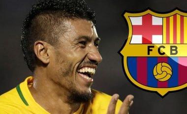 Në pritje të kalimit të Paulinhos te Barca, mediat raportojnë se është arritur marrëveshja