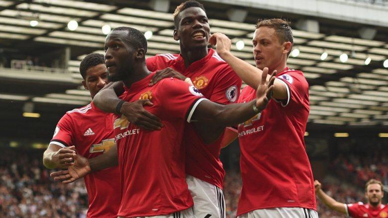 Manchester United 4-0 West Ham: Vlerësimi i lojtarëve (Foto)