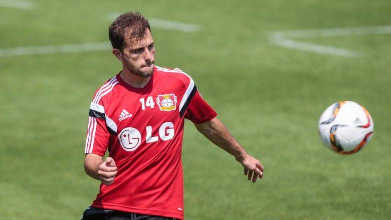 Mehmedi i kënaqur me periudhën parasezonale te Leverkuseni