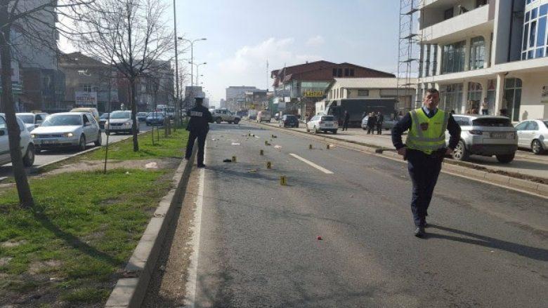 Aksident me shtatë të lënduar në Babush