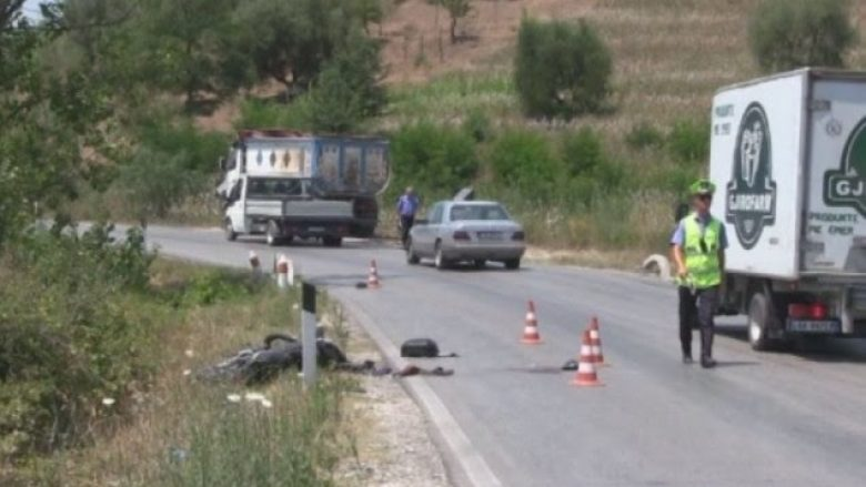 Aksident tragjik në Lezhë, humb jetën një efektiv policie