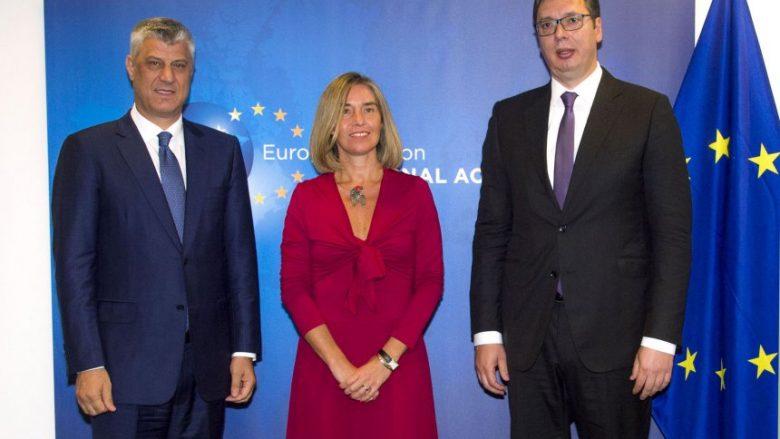 Thaçi e Vuçiqi javën e ardhshme takohen në Bruksel